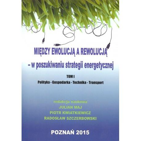 Między ewolucją a rewolucją - w poszukiwaniu strategii energetycznej tom I