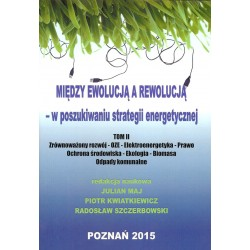 Między ewolucją a rewolucją - w poszukiwaniu strategii energetycznej tom II
