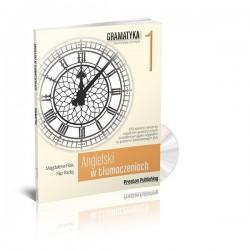 Angielski w tłumaczeniach Gramatyka 1 CD (nowe wydanie)