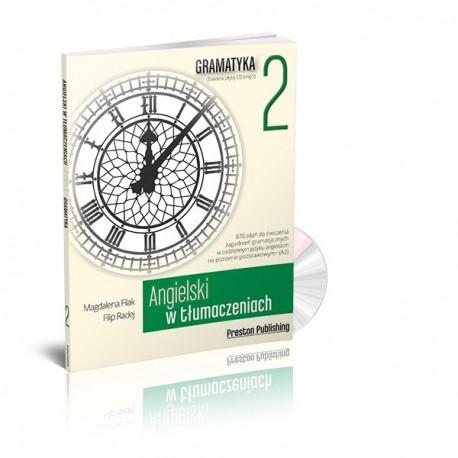 Angielski w tłumaczeniach Gramatyka 2 CD (nowe wydanie)