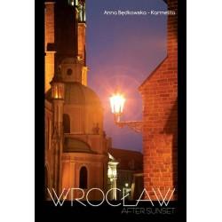 Wrocław po zachodzie słońca (wersja angielska) wydanie 2