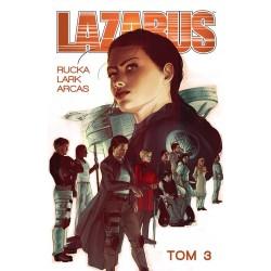 Lazarus tom 3. Konklawe
