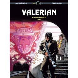 Valerian wydanie zbiorcze Tom 4