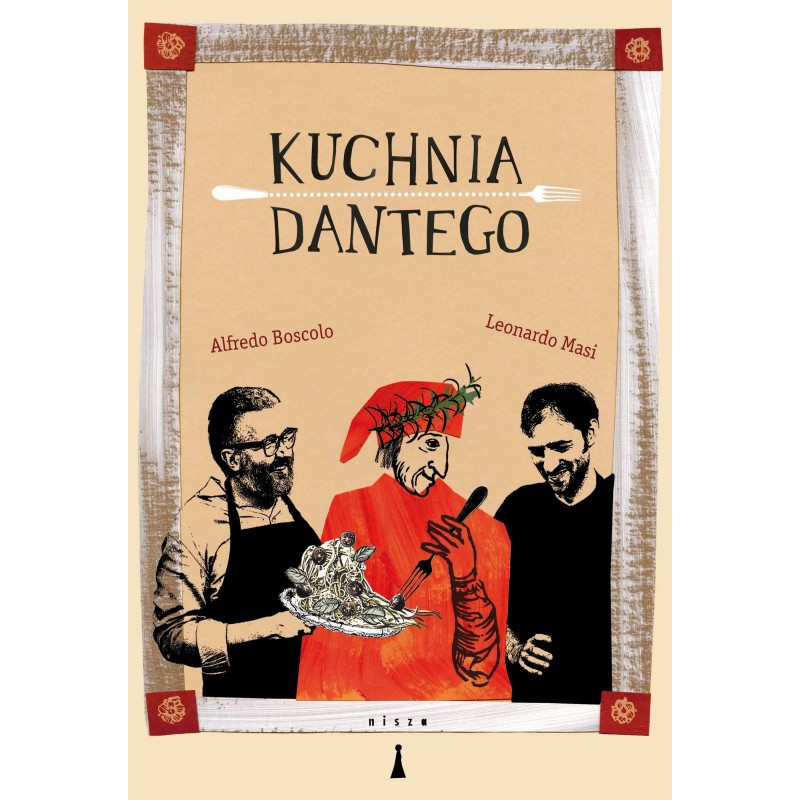 Kuchnia Dantego  www motyleksiazkowe pl -> Kuchnia Gazowa Hansa
