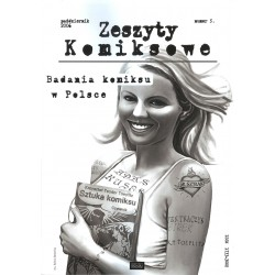 Zeszyty komiksowe 5 Badania komiksu w Polsce