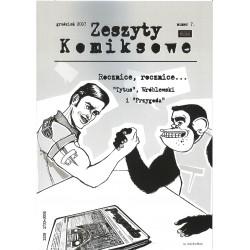 """Zeszyty komiksowe 7 Rocznice, rocznice... """"Tytus"""", Wróblewski i """"Przygoda"""""""