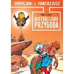 Sprycjan i Fantazjusz Australijska przygoda