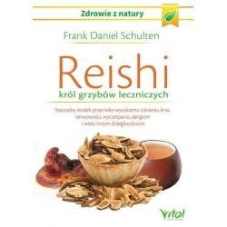 Reishi król grzybów leczniczych