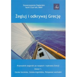 Żegluj i odkrywaj Grecję Zeszyt 1