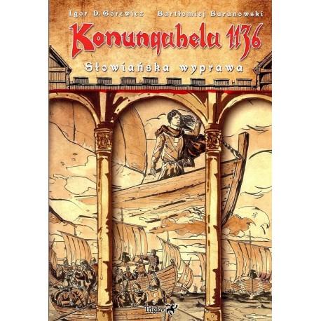 Konungahela 1136 Słowiańska wyprawa
