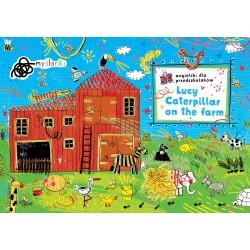 Lucy Caterpillar on the farm. Angielski dla przedszkolaków