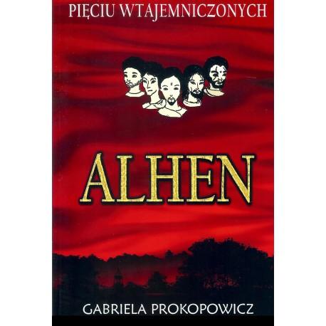 Alhen. Pięciu wtajemniczonych