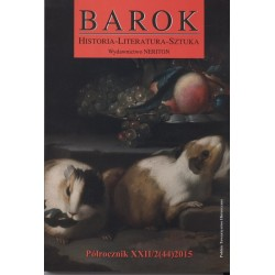 Barok. Półrocznik 2 (44) 2015