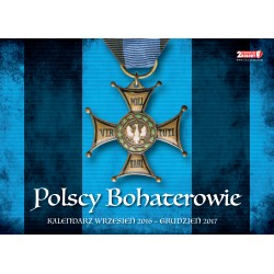 Kalndarz Polscy Bohaterowie