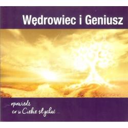 Wędrowiec i geniusz (audiobook)
