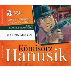 Komisorz Hanusik AUDIOBOOK