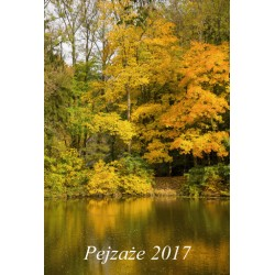 Kalendarz 2017 Pejzaże