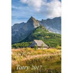 Kalendarz 2017 Tatry