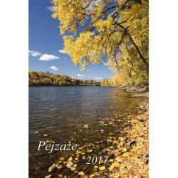 Kalendarz 2017 Pejzaże (13 plansz)