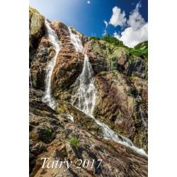 Kalendarz 2017 Tatry (13 plansz)