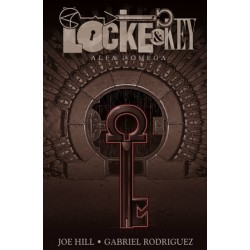 Locke & Key 6 Alfa i Omega