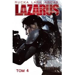 Lazarus tom 4. Trucizna