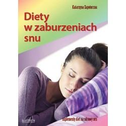 Diety w zaburzeniach snu. Suplementy diet na zdrowy sen