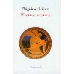 Wiersze zebrane Zbigniew Herbert (wydanie 2)