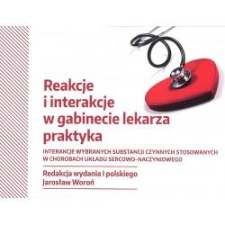 Reakcje i interakcje w gabinecie lekarza praktyka