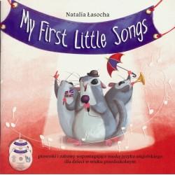 My first little songs (książka z płytą)