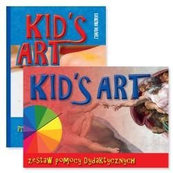 Kids art. Program kreatywnej edukacji plastycznej
