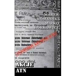 Akcje ATN. Kryminały przedwojennej Warszawy