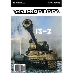 Wozy bojowe świata 3/2016 IS-2