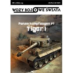 Wozy bojowe świata 1/2016 Tiger I