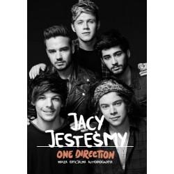 Jacy jesteśmy. One Direction - nasza oficjalna autobiografia