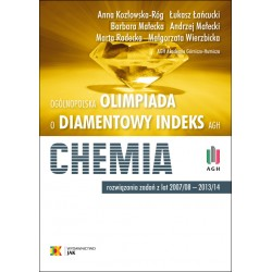Chemia. Ogólnopolska olimpiada o diamentowy indeks