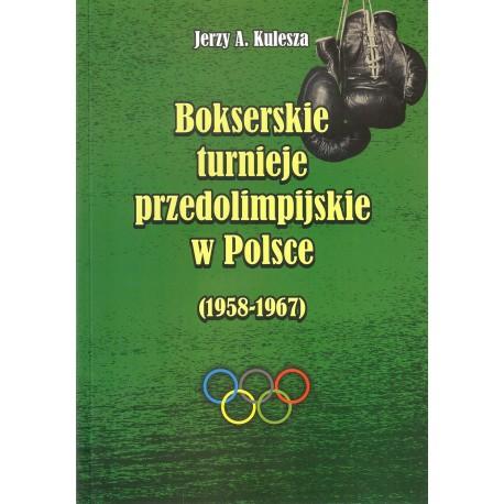 Bokserskie turnieje przedolimpijskie w Polsce (1958 - 1967)