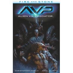Fire and stone tom 3 Alien vs. Predator