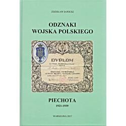 Odznaki Wojska Polskiego. Piechota 1921-1939