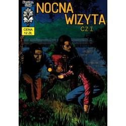 Kapitan Żbik. Nocna wizyta cz. 1
