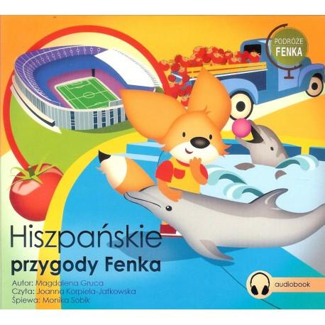 Hiszpańskie przygody Fenka Audiobook