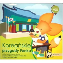 Koreańskie przygody Fenka Audiobook