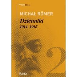 Dzienniki 1914-1915 Tom 2