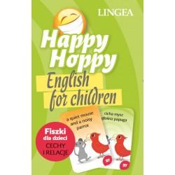 Happy Hoppy Fiszki Cechy i relacje