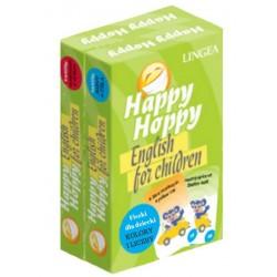 Happy Hoppy Fiszki Kolory i liczby