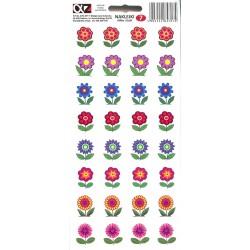 Naklejki Alfika i Zetki 7 Kwiatki