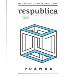 Res publica nowa 1/2017 Prawda