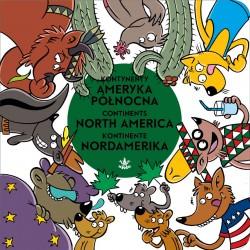 Kontynenty Ameryka Północna
