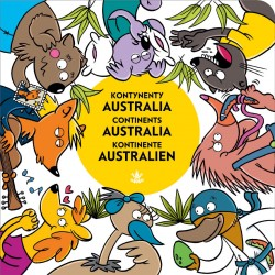 Kontynenty Australia