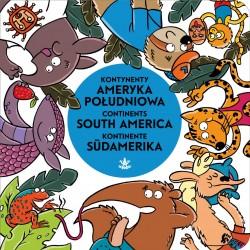 Kontynenty Ameryka Południowa